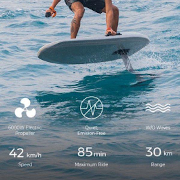 Tabla de surf eléctrica Waydoo Flyer ONE   Electric Mov