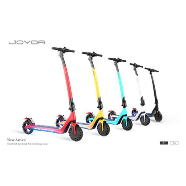 Patinete eléctrico Joyor A3 | Electric Mov