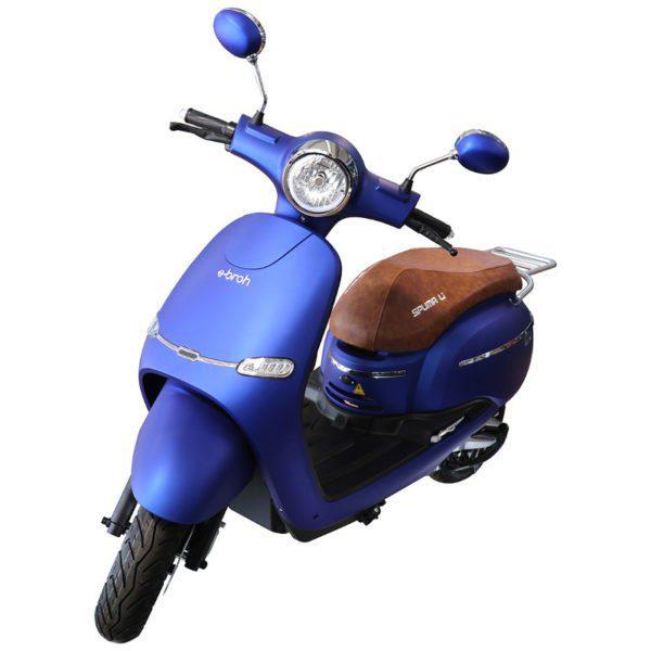 Moto scooter eléctrico Ebroh Spuma LI 5W | Electric Mov